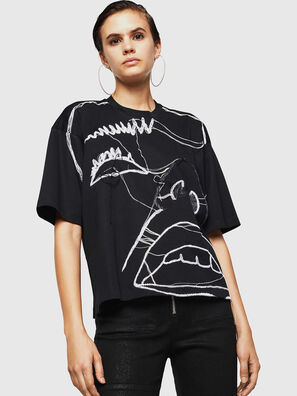 TELIX, Negro - Camisetas