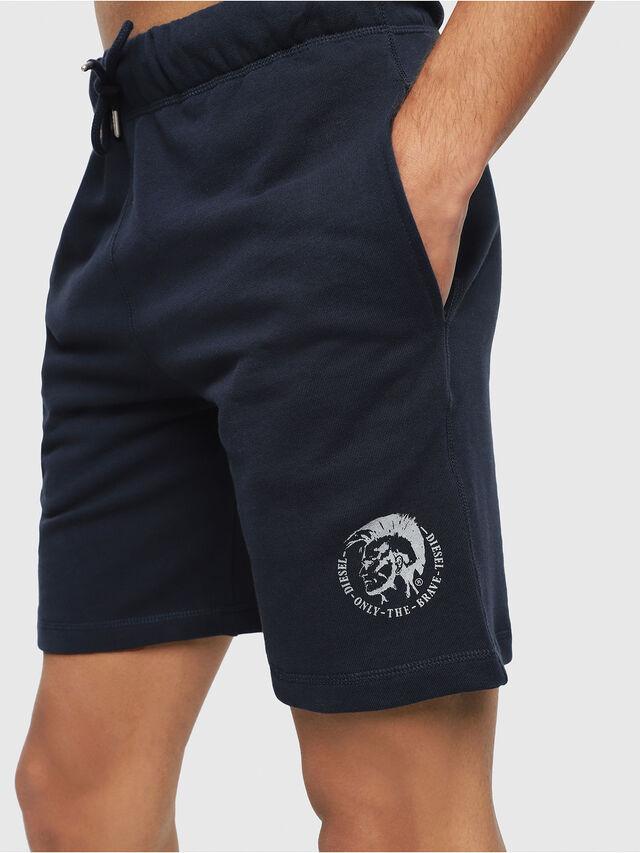 Diesel - UMLB-PAN, Azul Marino - Pantalones - Image 3