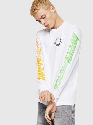 T-JUST-LS-Y1,  - Camisetas