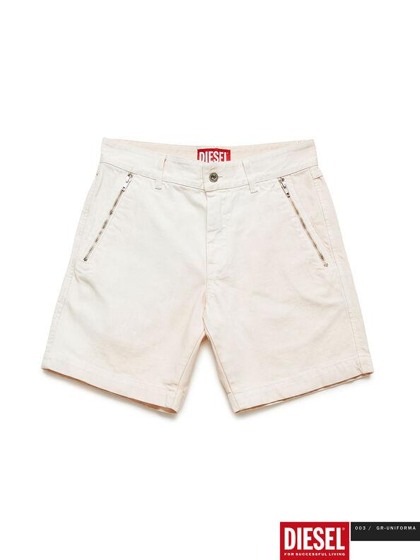 GR02-P303, Blanco - Shorts