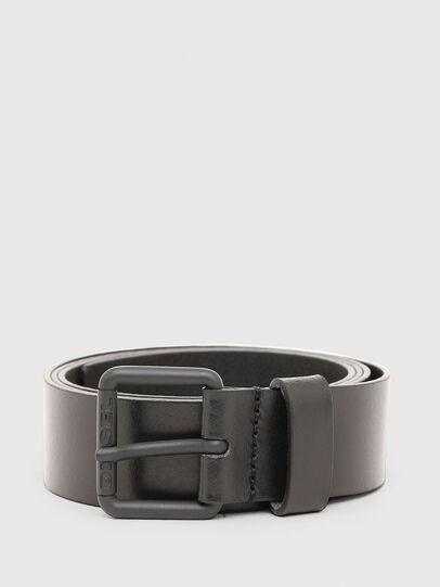 Diesel - B-TRED, Negro - Cinturones - Image 1