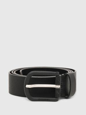 B-SPIGA, Negro - Cinturones