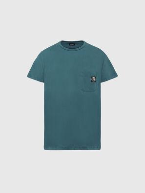 T-WORKY-MOHI, Verde Agua - Camisetas