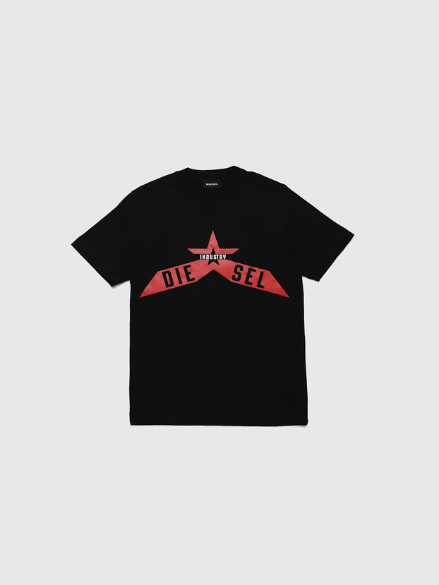 TDIEGOA7, Negro - Camisetas y Tops