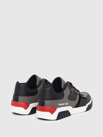 Diesel - S-RUA LOW SK, Gris - Sneakers - Image 3