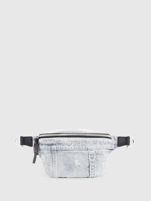 ADRIA, Grey Jeans - Bolsas con cinturón