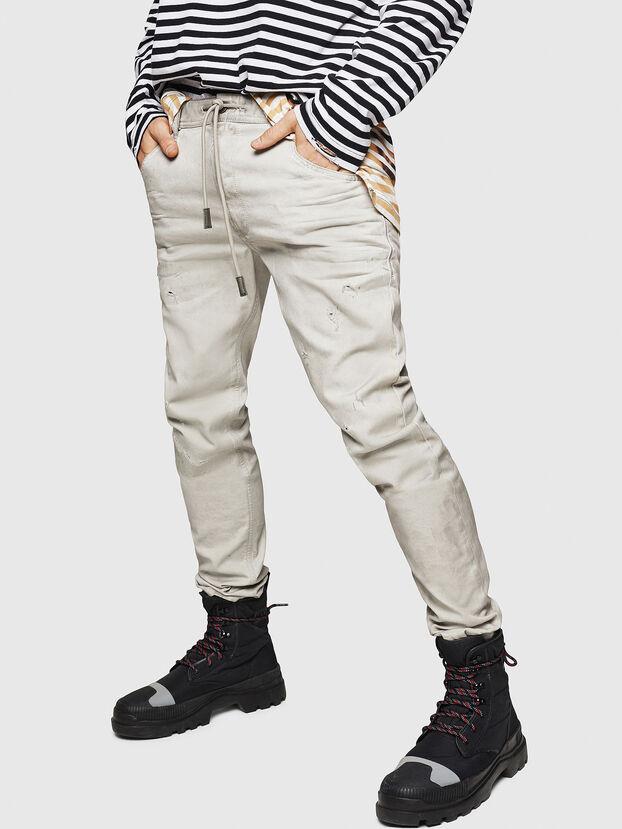 Krooley JoggJeans 069GT, Gris Claro - Vaqueros