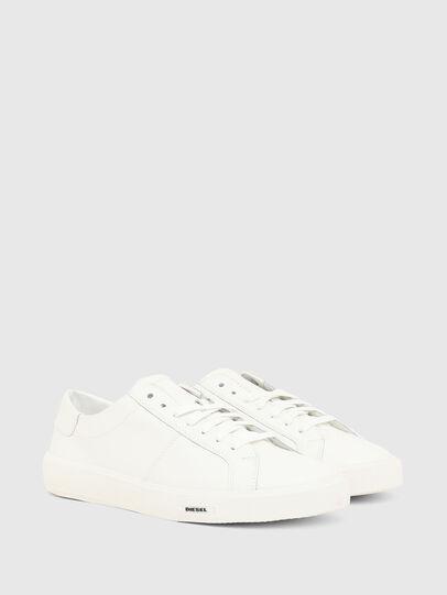 Diesel - S-MYDORI LC, Blanco - Sneakers - Image 2