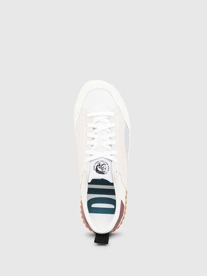 Diesel - S-BULLY LC, Blanco/Rojo - Sneakers - Image 4