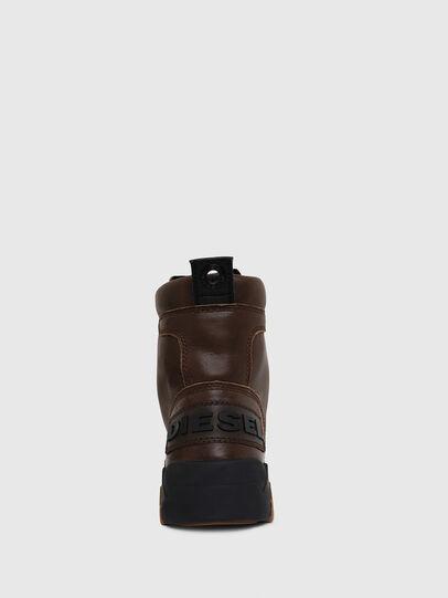 Diesel - H-RUA AM, Marrón - Sneakers - Image 4