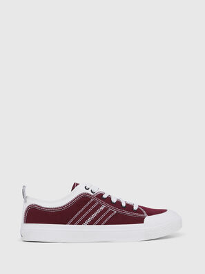 S-ASTICO LOW LACE, Borgoña - Sneakers