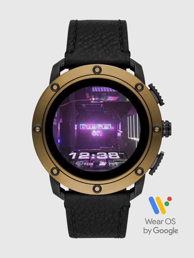 DT2016, Negro/Bronce - Smartwatches