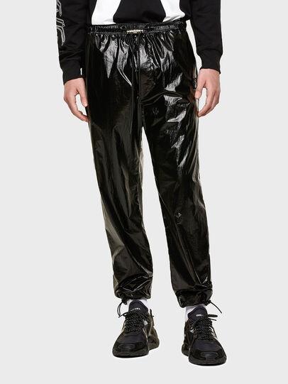 Diesel - P-TOLLER-RIP, Negro - Pantalones - Image 1