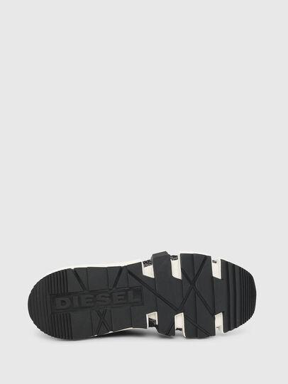 Diesel - H-PADOLA SOCK W, Negro - Sneakers - Image 4