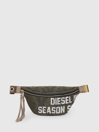 Diesel - LYAM BY, Verde Militar - Bolsas con cinturón - Image 1