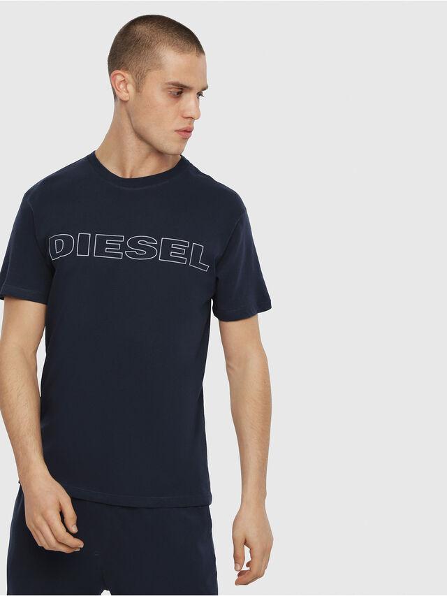 Diesel UMLT-JAKE, Azul Noche - Camisetas - Image 1