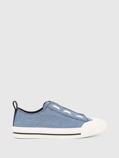 Diesel - S-ASTICO LZIP, Azul - Sneakers - Image 1