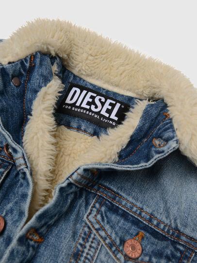 Diesel - JRESKY, Azul Claro - Chaquetas - Image 3