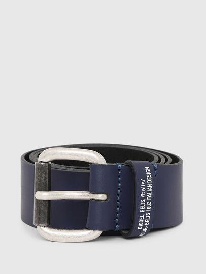 Diesel - B-NOVO, Azul - Cinturones - Image 1