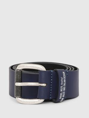 B-NOVO, Azul - Cinturones