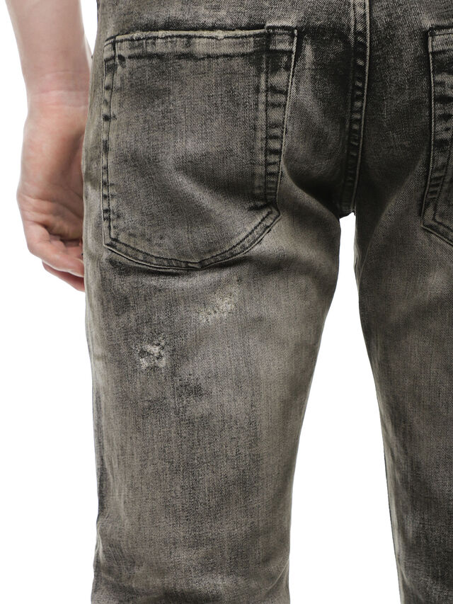 Diesel - TYPE-2813FS, Grey Jeans - Vaqueros - Image 4