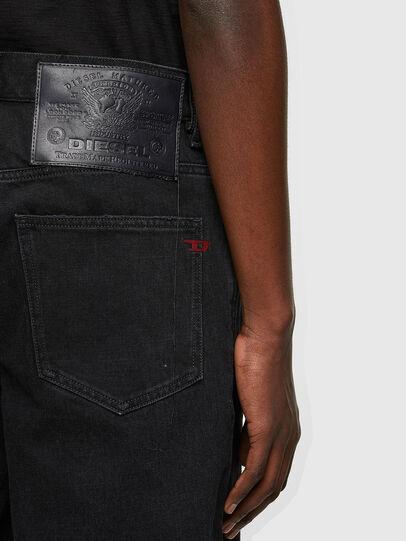Diesel - D-MACS-SHORT, Negro - Shorts - Image 4