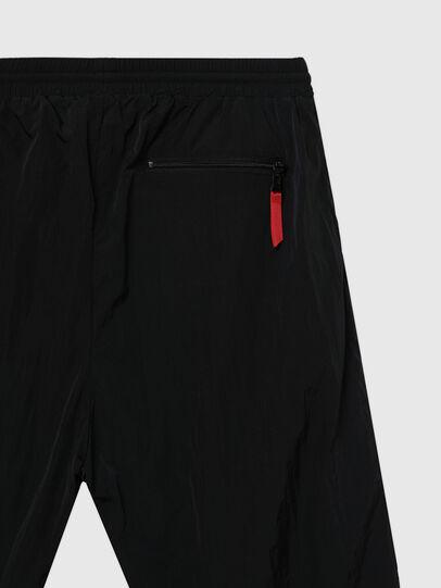 Diesel - UMLB-DARLEY, Negro/Rojo - Pantalones - Image 4