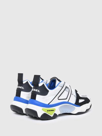 Diesel - S-KIPPER LOW TREK II, Blanco/Negro - Sneakers - Image 3