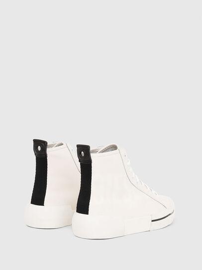 Diesel - S-DESE MID CUT, Blanco - Sneakers - Image 3