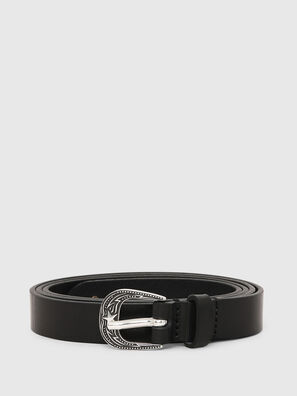 B-ROTZO, Negro - Cinturones