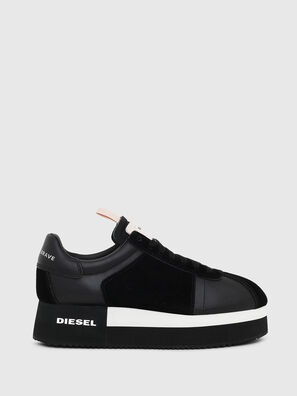 S-PYAVE WEDGE, Negro - Sneakers