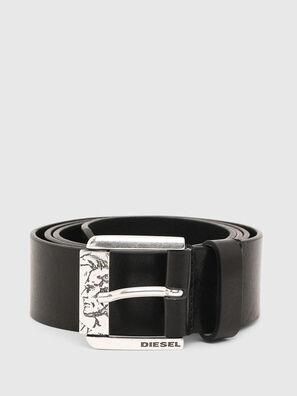 B-MOCKLE, Negro - Cinturones