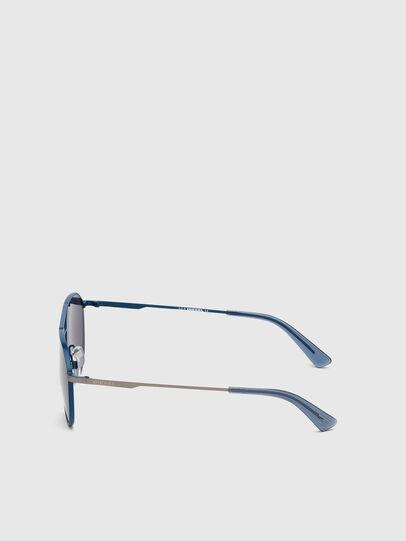 Diesel - DL0296, Celeste - Gafas de sol - Image 3