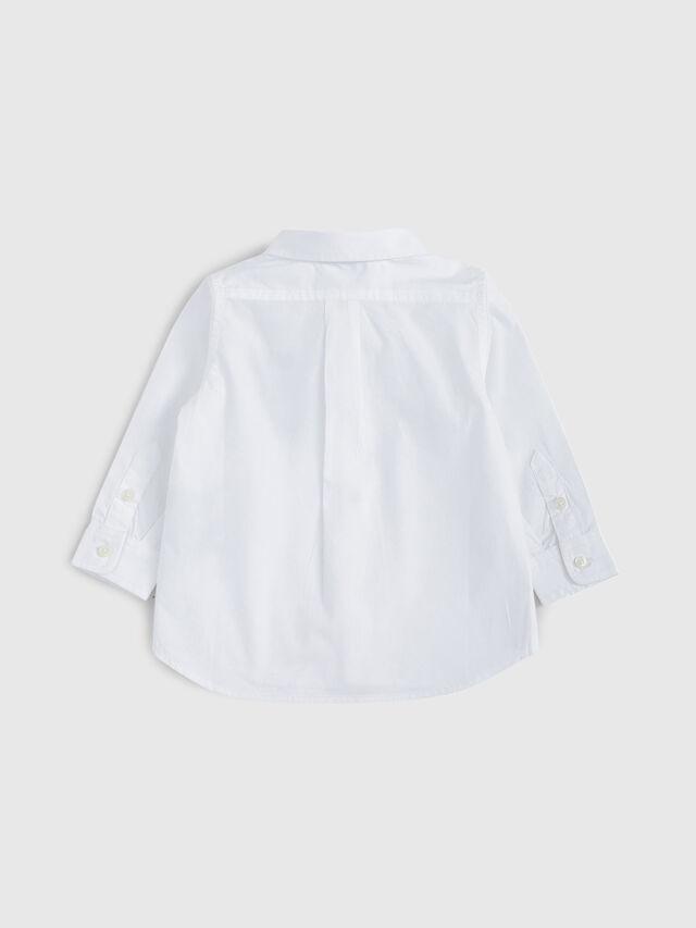 Diesel - CINDYB, Blanco - Camisas - Image 2