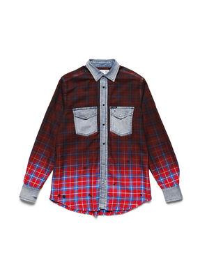 D-DEEPCHECK-B, Rojo - Camisetas