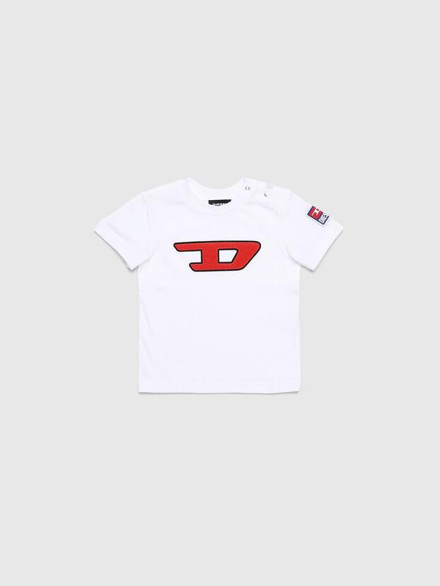 TJUSTDIVISIONB-D, Blanco - Camisetas y Tops