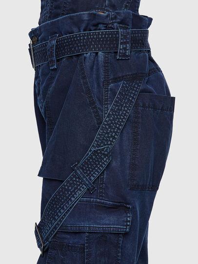 Diesel - D-Fedry JoggJeans® 0CBBZ, Azul Oscuro - Vaqueros - Image 5