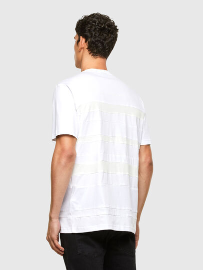 Diesel - T-LOUD, Blanco - Camisetas - Image 2