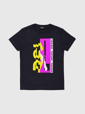 TFLAVIAF, Negro - Camisetas y Tops