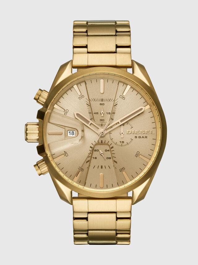 e73d33e8d91f DZ4475. Reloj dorado con pulsera de ...