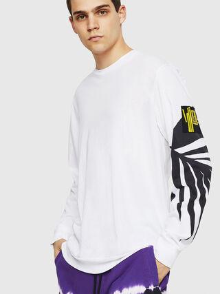 T-JUST-LS-RIB,  - Camisetas
