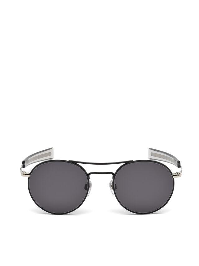 Diesel - DL0220, Negro - Gafas de sol - Image 1