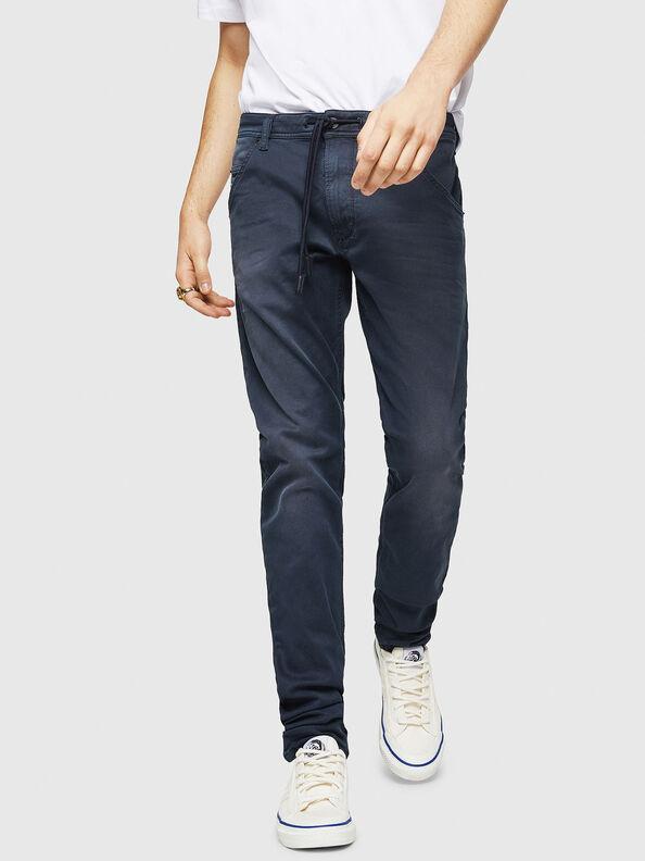 Krooley Long JoggJeans 0670M, Azul Oscuro - Vaqueros
