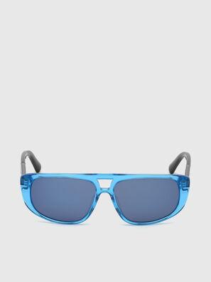 DL0306, Azul/Negro - Kid Gafas