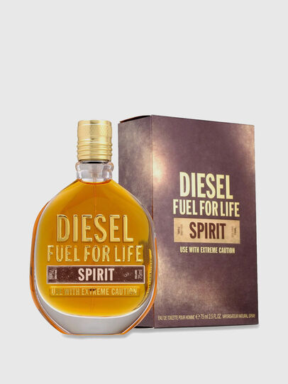 Diesel - FUEL FOR LIFE SPIRIT 75ML, Genérico - Fuel For Life - Image 1