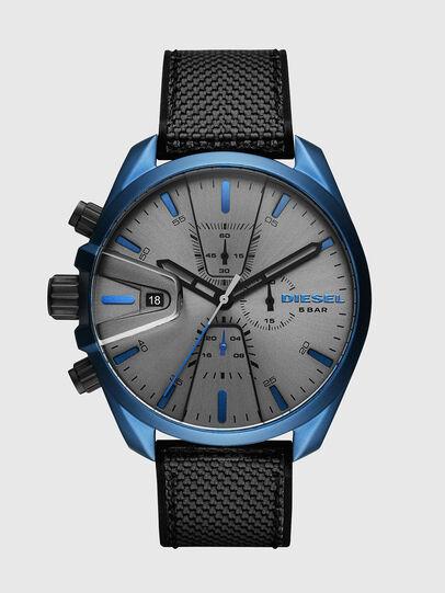 Diesel - DZ4506, Negro/Azul - Relojes - Image 1