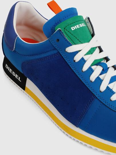 Diesel - S-PYAVE LC, Azul Brillante - Sneakers - Image 5