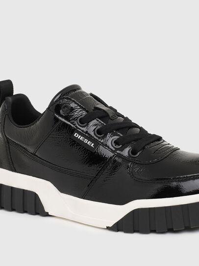 Diesel - S-RUA LOW W, Negro - Sneakers - Image 4