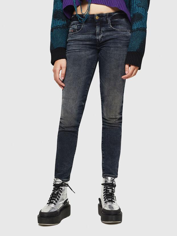 D-Ollies JoggJeans 069GD, Azul Oscuro - Vaqueros