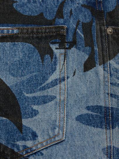 Diesel - D-Macs 0079I, Azul medio - Vaqueros - Image 5